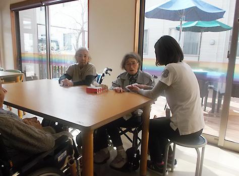 A LIFEディサービスセンター月虹 看護師短期間パート